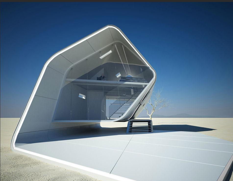 Viviendas del futuro archives casas modernas modulares - Futuro precio vivienda ...