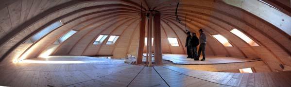 casas especiales ovni dentro