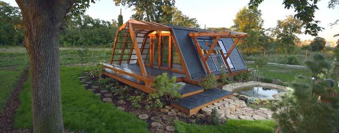 viviendas modulares de madera