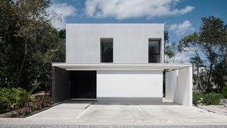 Renders de casa moderna y minimalista casas modernas for Render casa minimalista