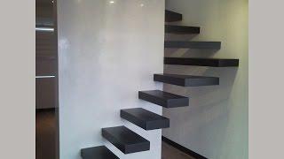 Escalera Moderna Escalera Minimalista Casas Modernas